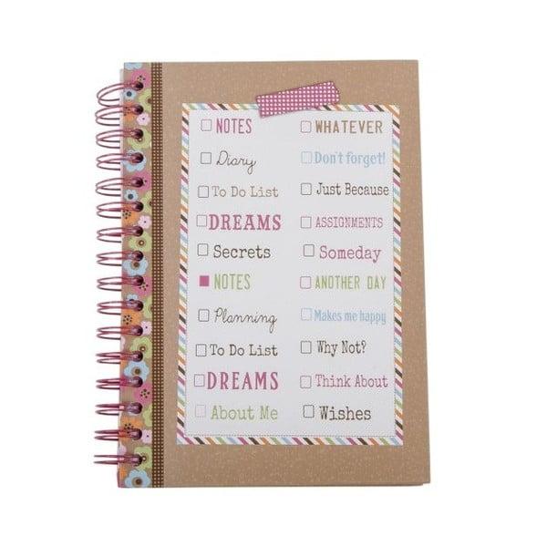 Zápisník Wishes