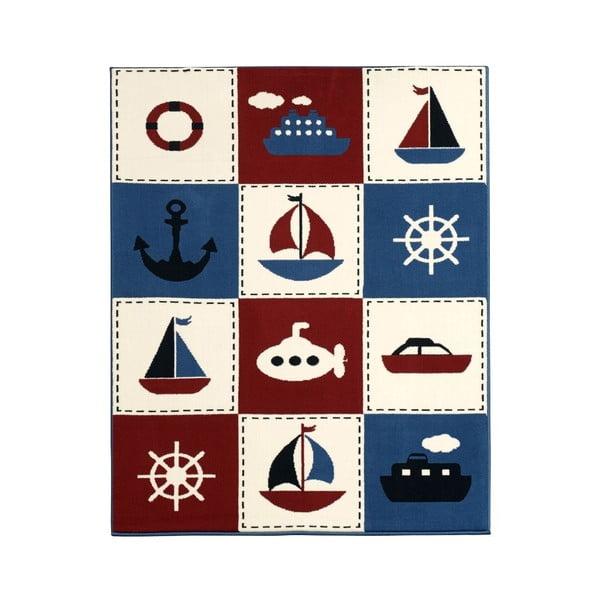 Detský koberec Hanse Home Marine, 140×200cm