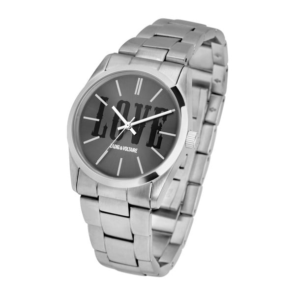 Dámské hodinky stříbrné barvy Zadig & Voltaire Love