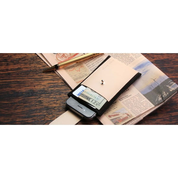 Pouzdro na iPhone 4 Exclusive Cream