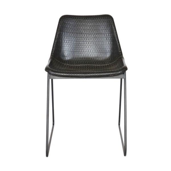 Sada 2 židlí Stainly Black