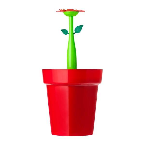 Kosmetický koš Vigar Flower