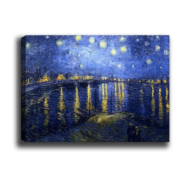 Obraz na płótnie Tablo Center Vincent van Gogh, 40x60 cm