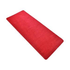 Červený běhoun Hanse Home Nasty, 80 x 200 cm