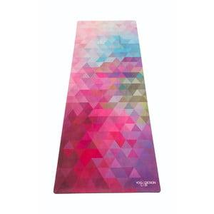 Podložka na jógu Yoga Design Lab Travel Tribeca Sand, 1mm