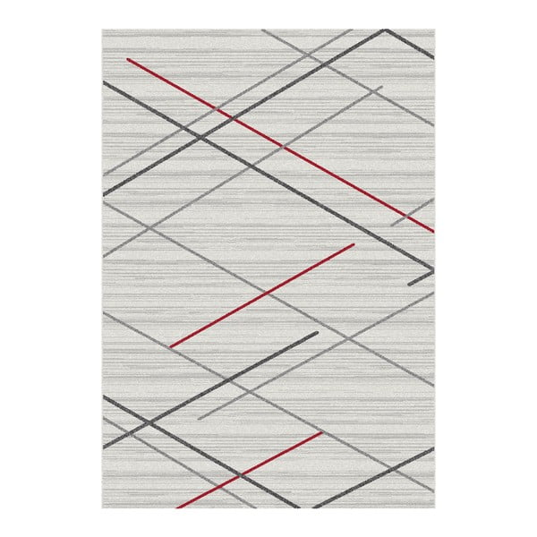 Šedý koberec Universal Espuma, 140x200cm