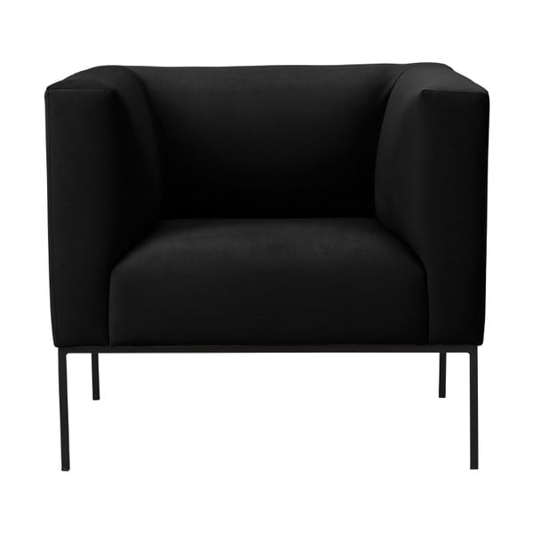 Neptune fekete fotel - Windsor & Co Sofas