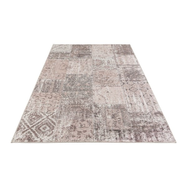 Světle růžový koberec Elle Decor Pleasure Denain, 120 x 170 cm