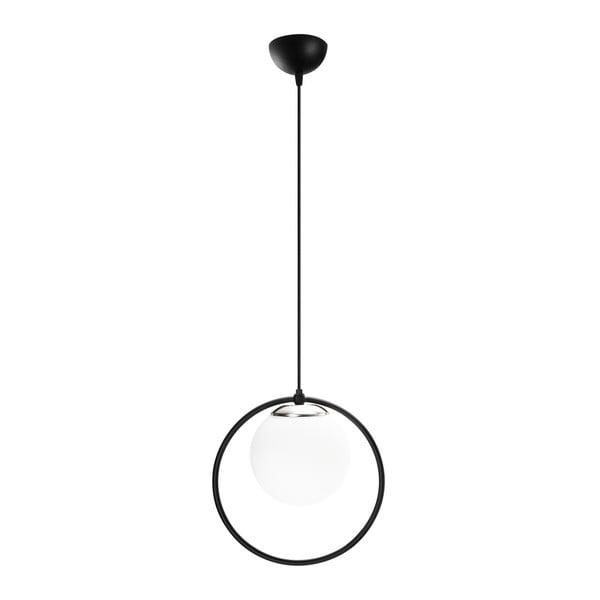 Vivi fekete fém függőlámpa - Opviq lights