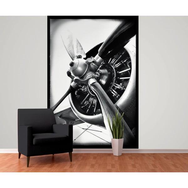 Velkoformátová tapeta Aviator, 158x232 cm