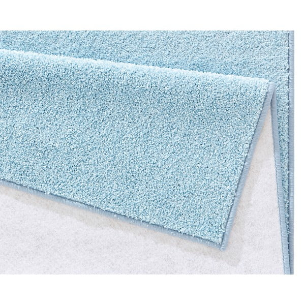 Modrý koberec Hanse Home Pure, 140x200cm