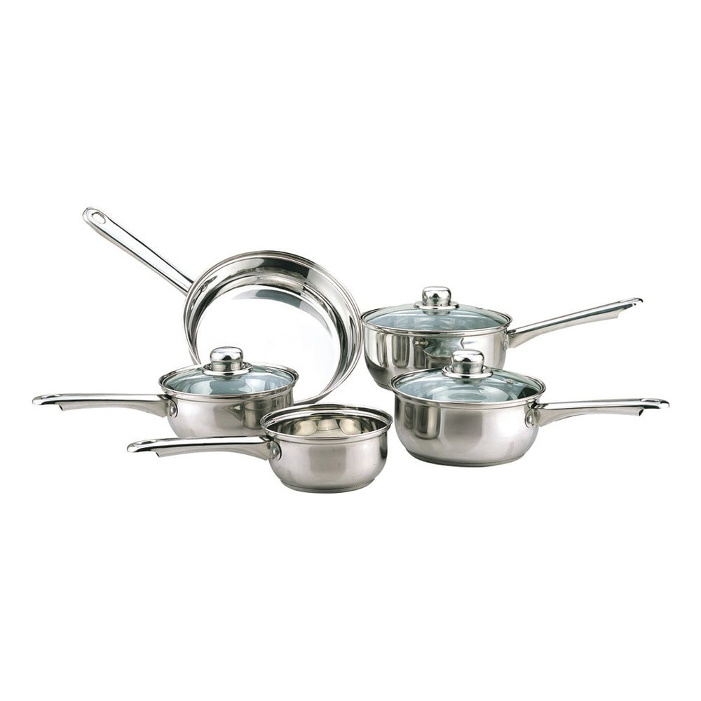 5dílná sada nádobí na indukci Sabichi Essentials