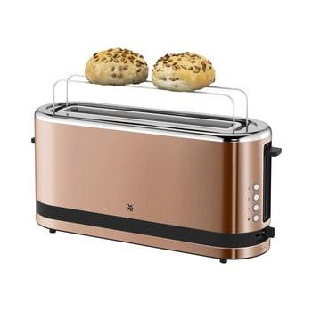 Prăjitor pâine pentru felii XXL din inox WMF KITCHENMINI, alămiu imagine