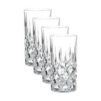 Set 4 pahare din cristal Nachtmann Noblesse, 375 ml de la Nachtmann