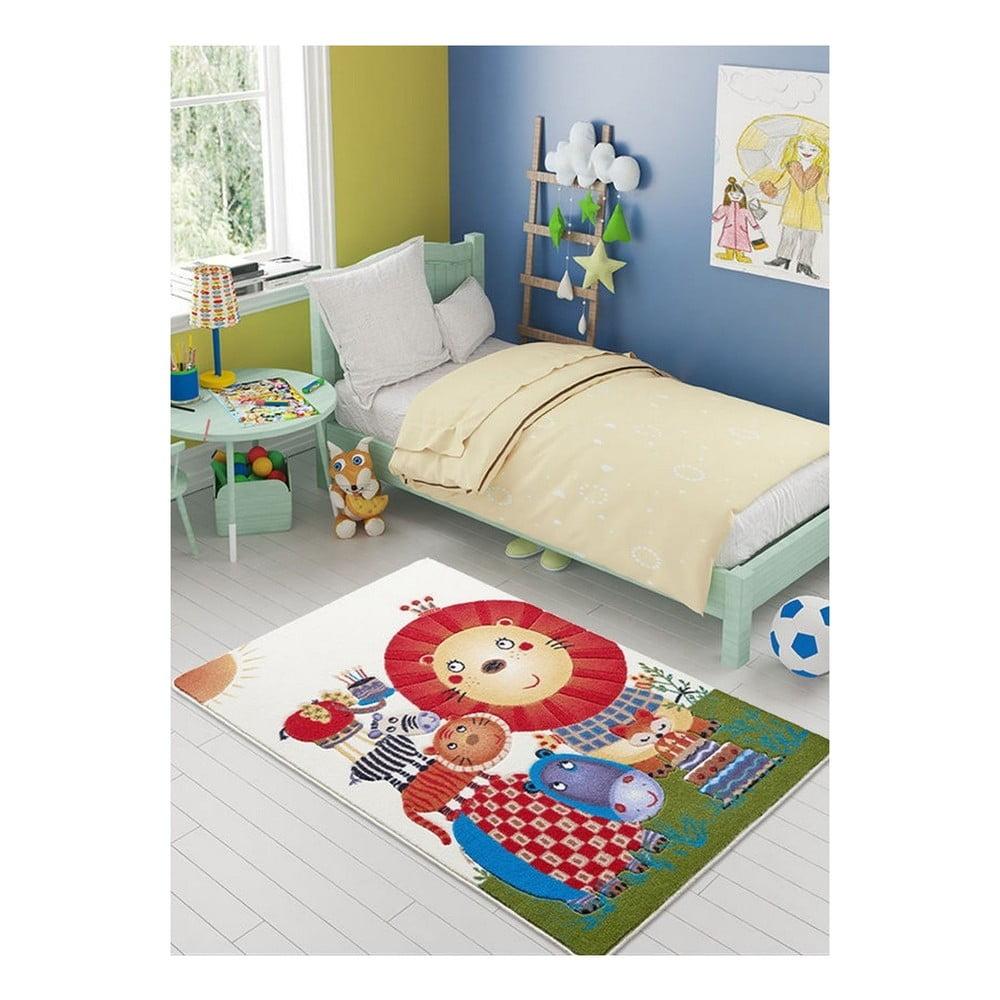 Dětský koberec Confetti Lion King, 100 x 150 cm