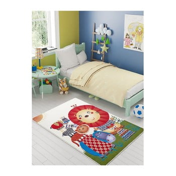 Covor pentru copii Lion King, 100 x 150 cm de la Confetti