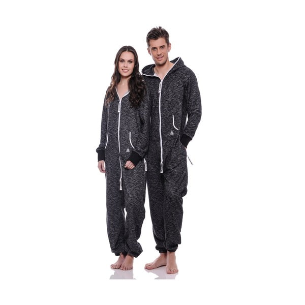 Unisex domácí overal Streetfly Thin Antracit Summer, vel. S