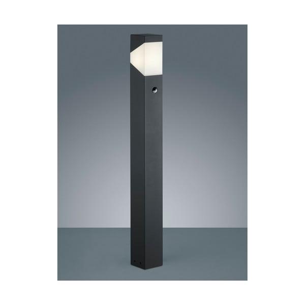 Venkovní stojací světlo s pohybovým čidlem Rio Antracit, 100 cm