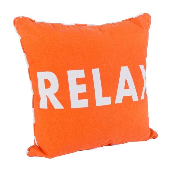 Polštář Relax, oranžový