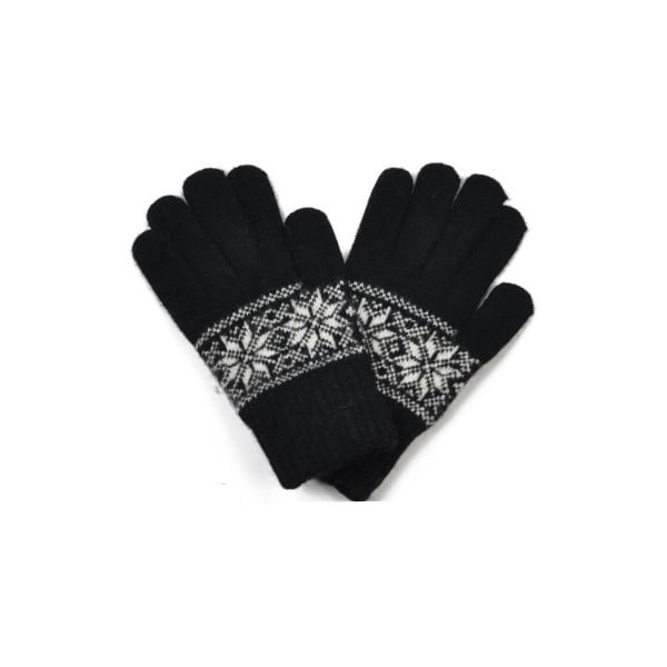 Rukavice Winter Black