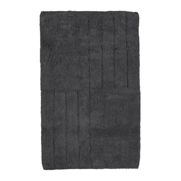 Classic fekete fürdőszobai kilépő, 50 x 80 cm - Zone