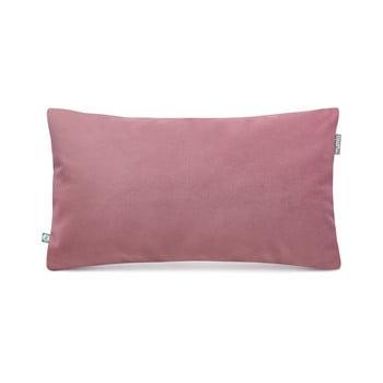 Față de pernă decorativă Mumla Velvet, 30 x 50 cm, roz prăfuit