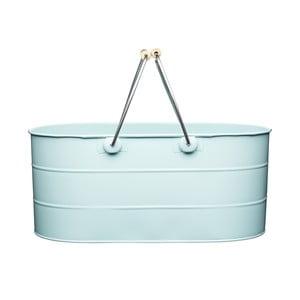 Košík na polínka Kitchen Craft Living Nostalgia, modrý