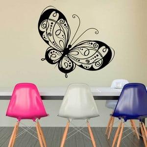 Vinylová samolepka na stěnu Motýl