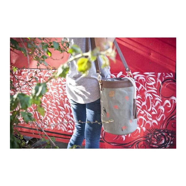 Plátěná kabelka Mitte Green