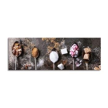 Tablou Styler Glasspik Kitchen Sugar, 30 x 80 cm