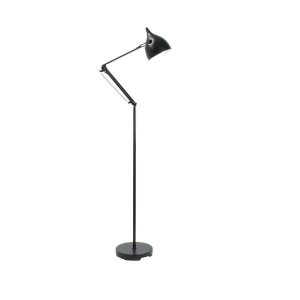 Černá stojací lampa Zuiver Reader
