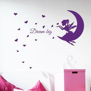Samolepící sada s písmeny Ambiance Fairy Moon