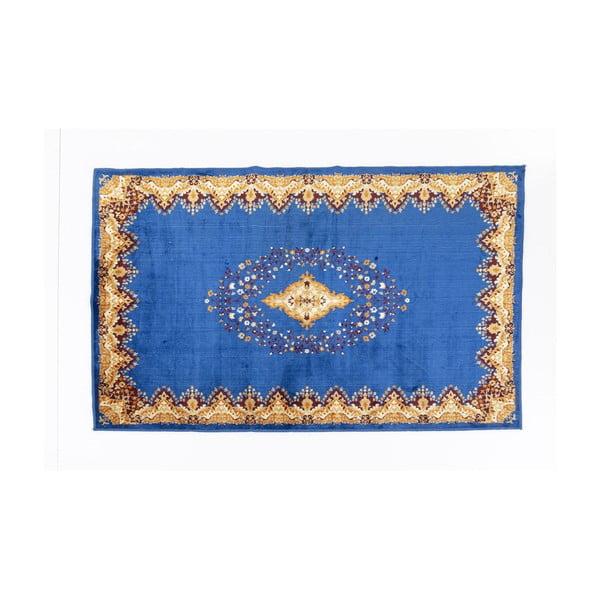 Modrý koberec Kare Design Blue Motion, 170 × 240 cm
