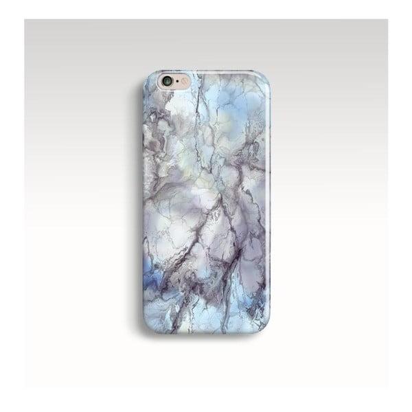 Obal na telefon Marble Blue pro iPhone 6+/6S+