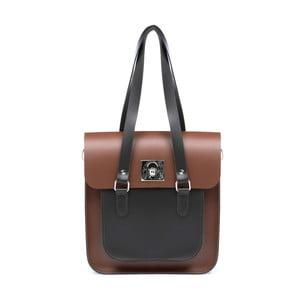 Kožená kabelka Rosemont Chestnut/Chocolate XL