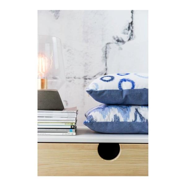 Sada 2 polštářů s výplní Karup Deco Cushion Ocean Coast/Billie Jeans,45 x 25 cm