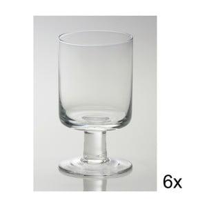 Sada 6 skleniček Bloom Calice, 200 ml