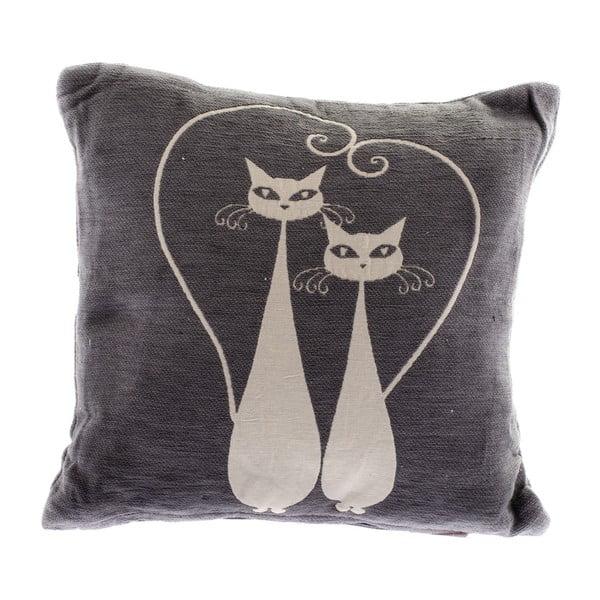 Potah na polštář Dakls Two Cats, 40 x 40 cm