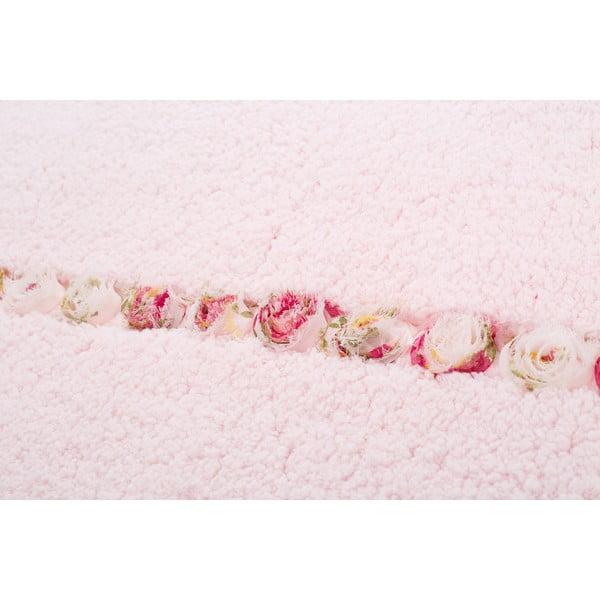 Koupelnová předložka Frenésie Pink, 65x80 cm