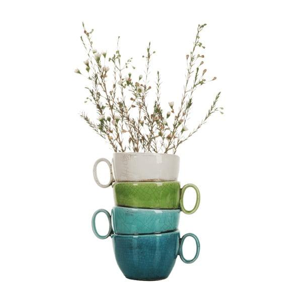 Váza ve tvaru hrnků Herink Colorimo