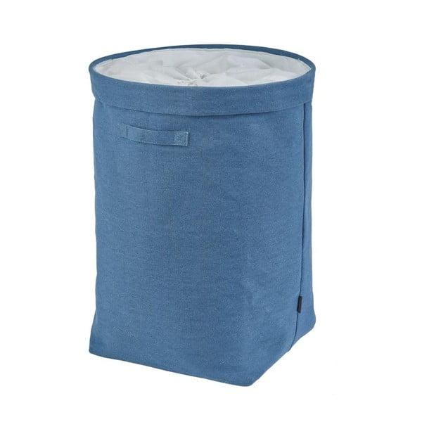 Koš na prádlo Tur Blue, 45x60 cm