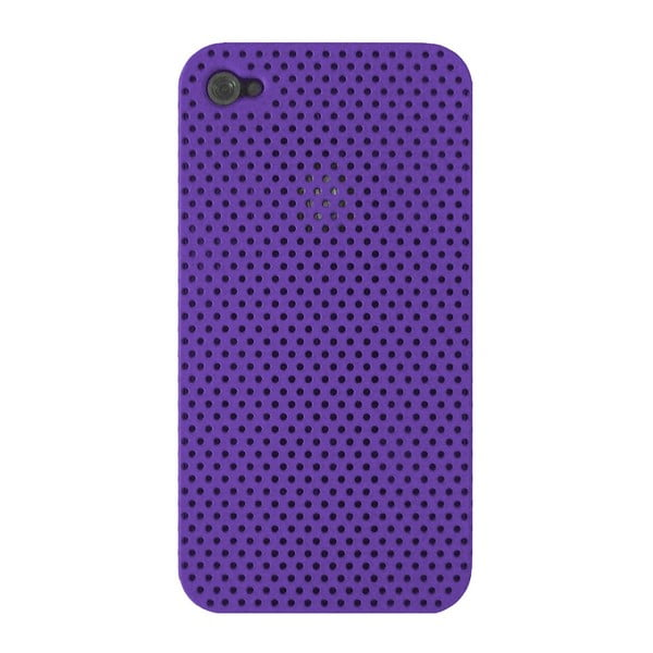 Ochranný obal na iPhone 4/4S, Rigida Violet