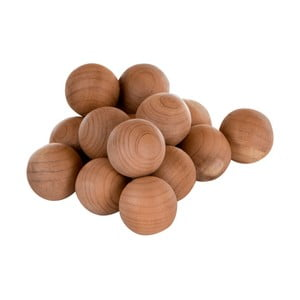 Sada 15 kuliček z cedrového dřeva Premier Housewares Cedar Balls