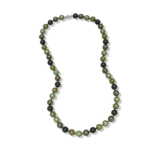 Zelený náhrdelník Mara de Vida Perldor, délka 60cm