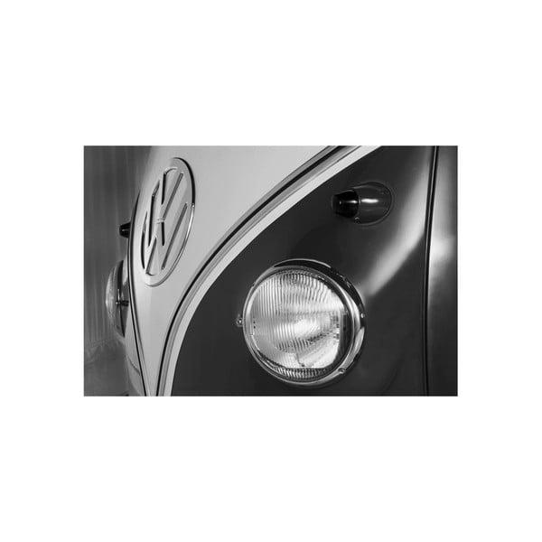 Velkoformátová tapeta Černobílý VW, 315x232 cm