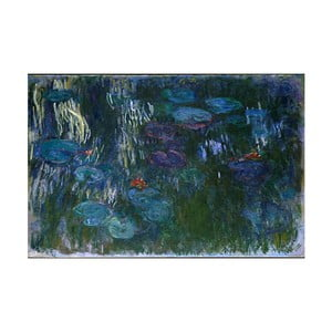 Tablou Claude Monet - Water Lilies 1, 90x60 cm