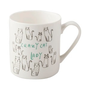Porcelánový hrnek Creative Tops Cat, 300 ml
