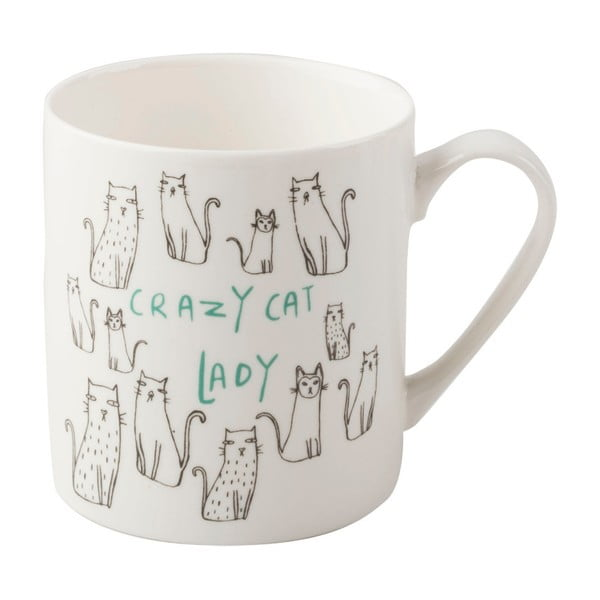 Porcelánový hrnček Creative Tops Cat, 300 ml