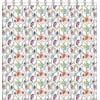 Sprchový závěs Sorema Leaves, 180x200 cm