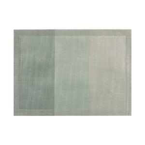 Zelené prostírání Tiseco Home Studio Jacquard, 45 x 33 cm